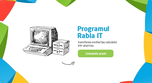 programul Rabla IT CIT Grup